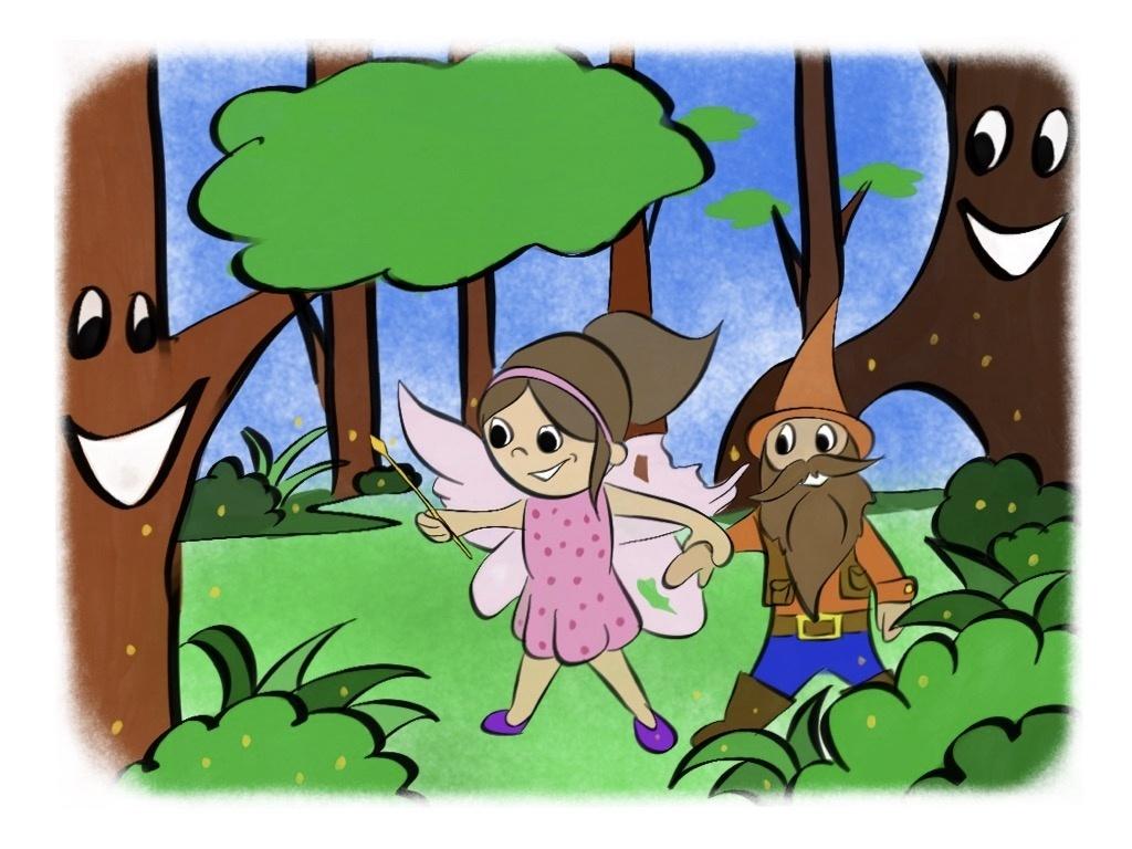 The Broken Wing Fairy