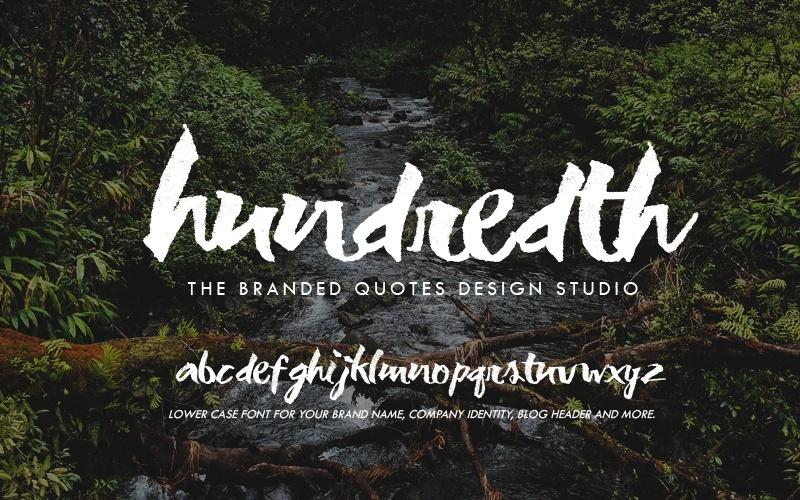 Hundredth (Font)