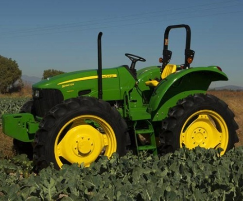 John Deere 5076E, 5076EL,5082E, 5090E, 5090EL, 5090EH Tractors Diagnosis and Tests Manual (TM607519)
