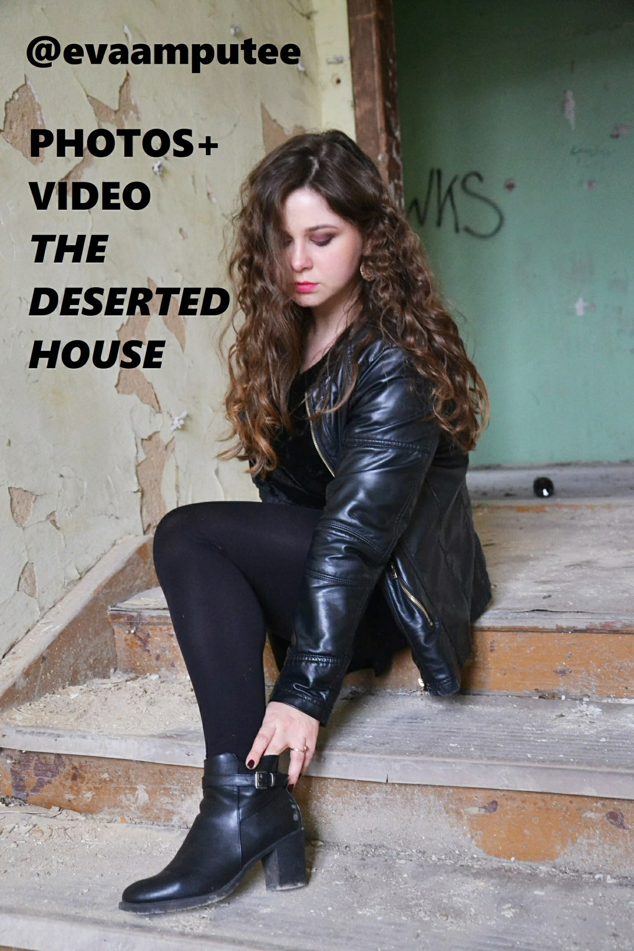 VIDEO+PHOTOSET Deserted house!