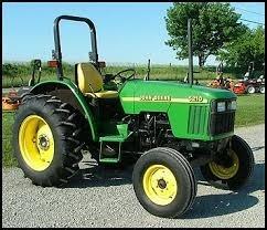 Download John Deere 5210, 5310, 5410, and 5510 Tractors Service Repair Technical Manual
