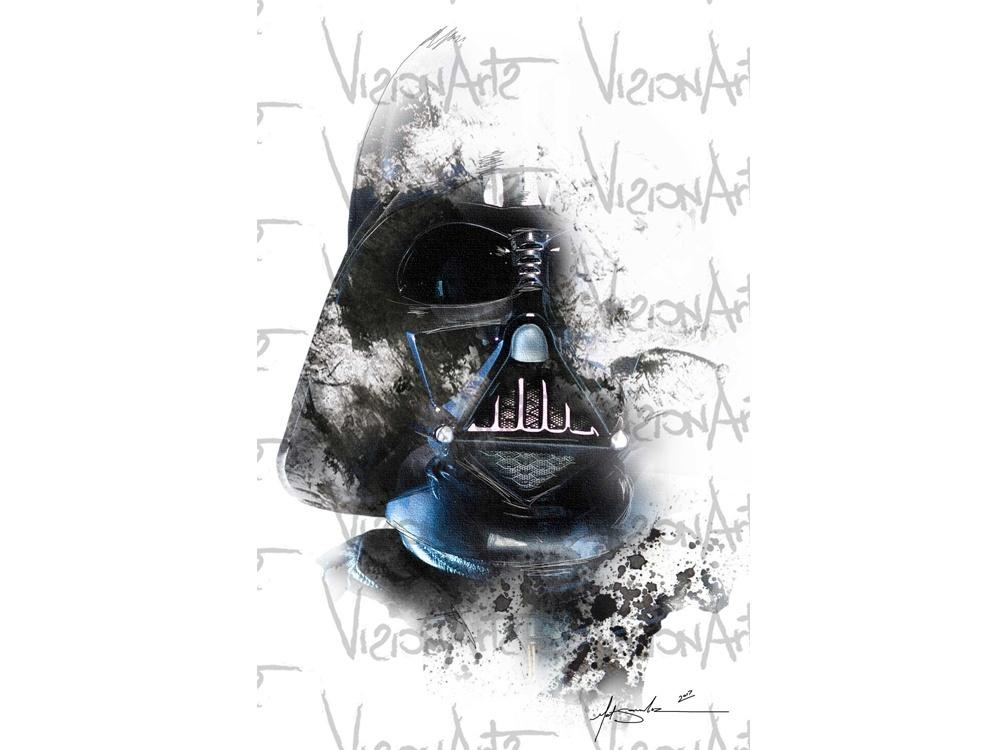 Darth Vader Art Poster