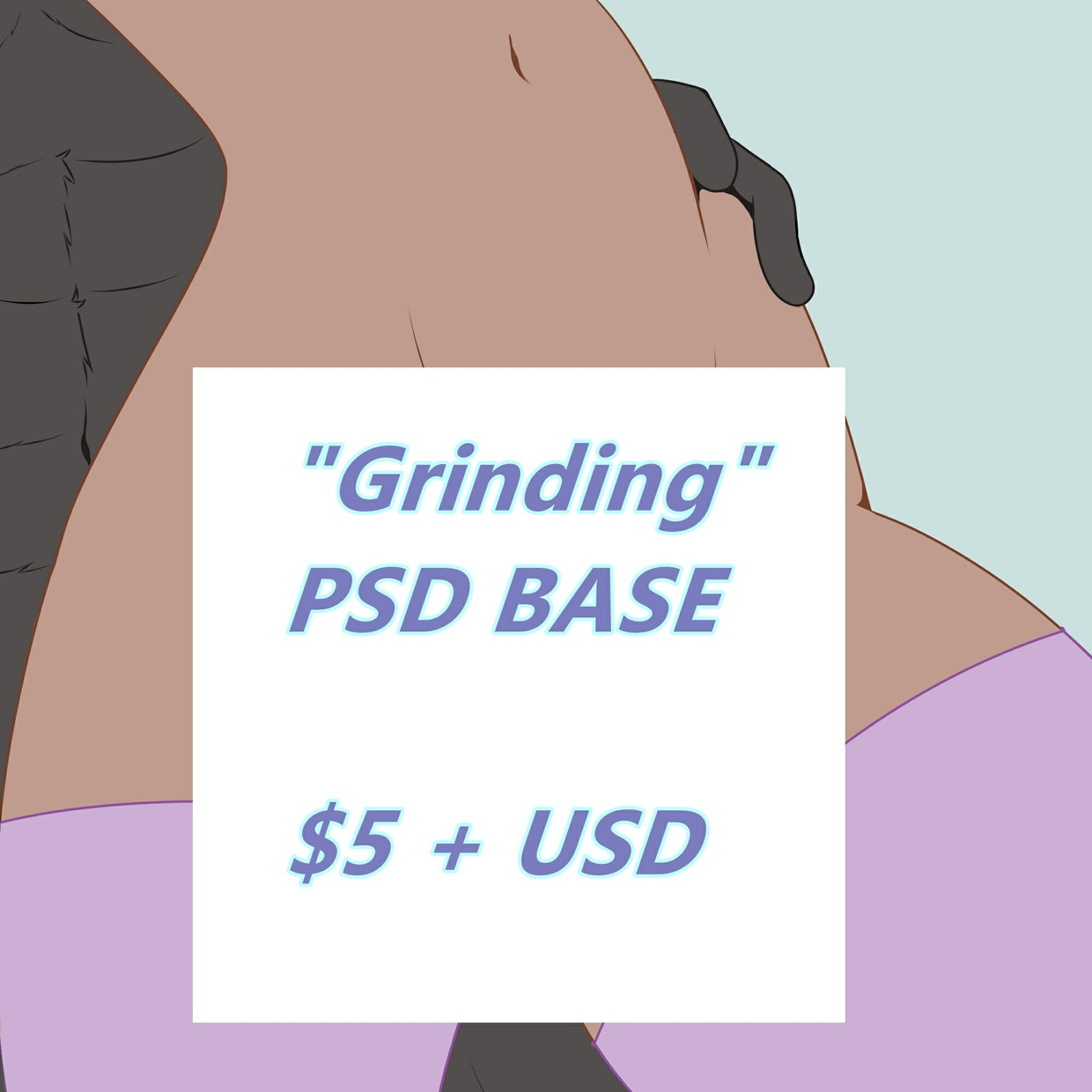 """Grinding"" PSD base"