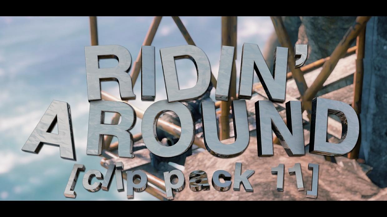"""Ridin' Around"" Project FIle!"
