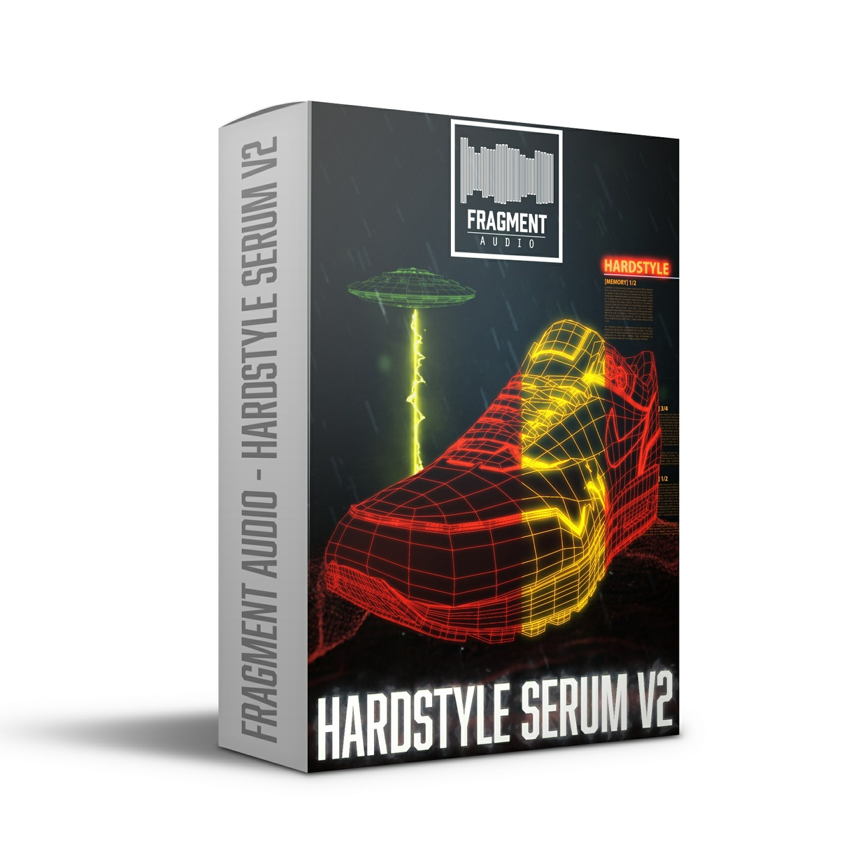 Hardstyle Serum Vol.2