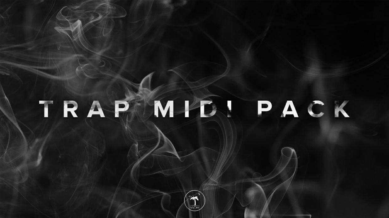 Pro Trap Midi Pack By Midas Muzik