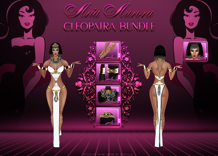 Cleopatra & King TUT Bundles,Catalogue ONLY!!