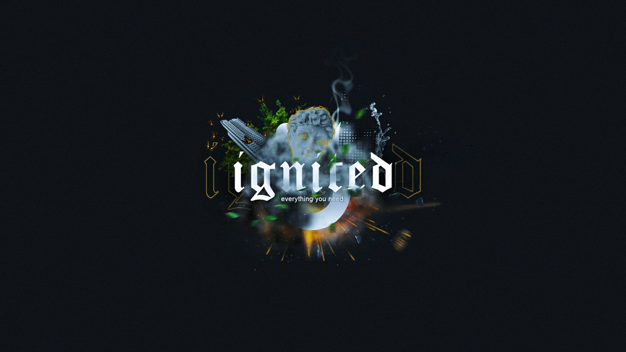 """IGNITED"" - Personal Pack Vol. 3"