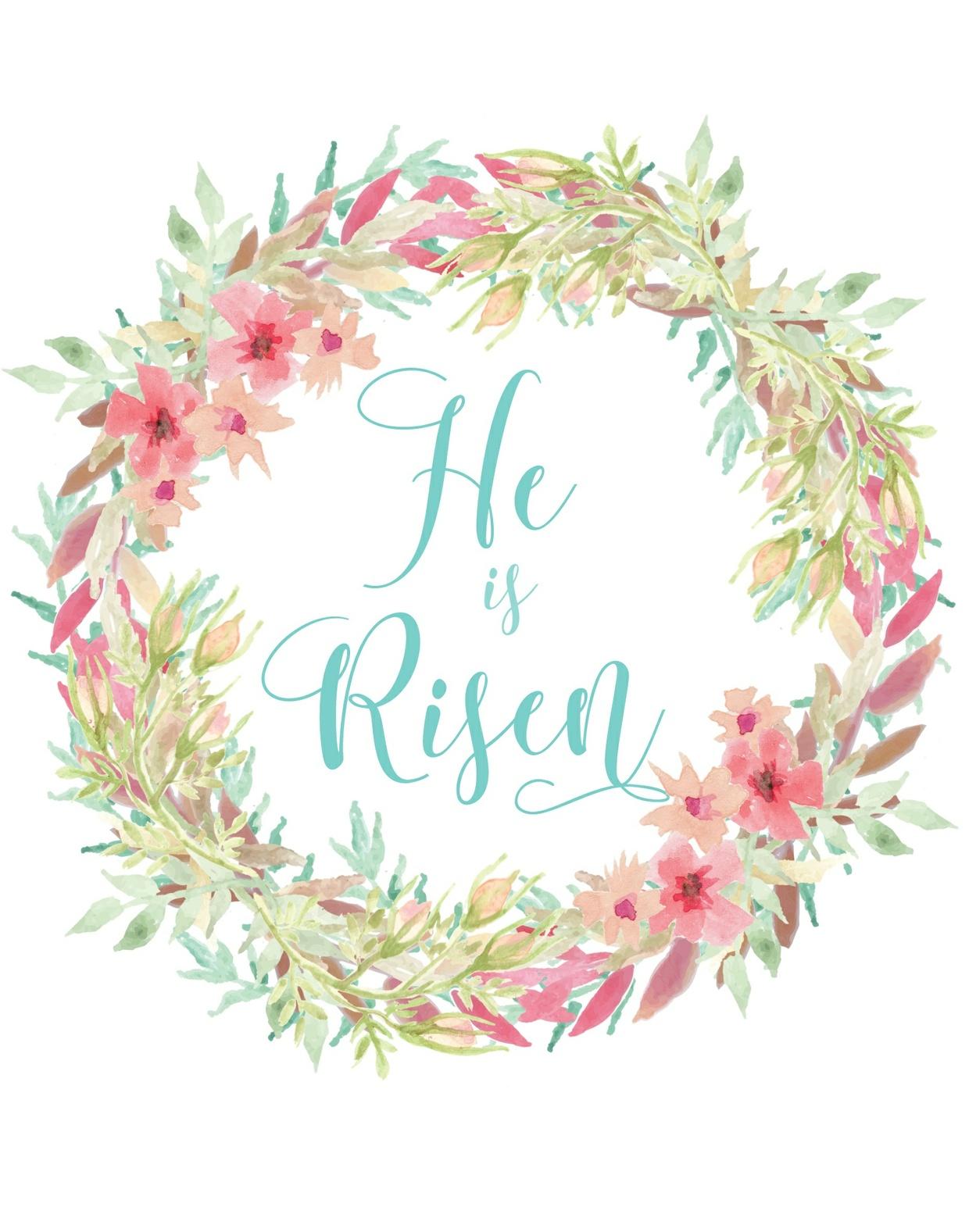He is Risen- Digital download