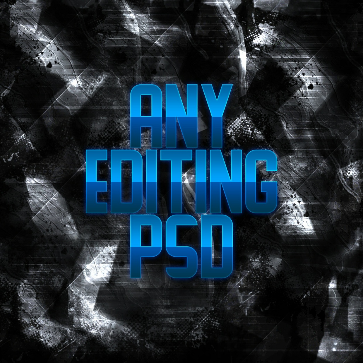 Any Editing PSD