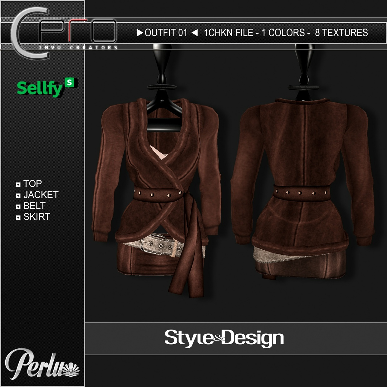 :: OUTFIT 01 :: + FREE GIFT
