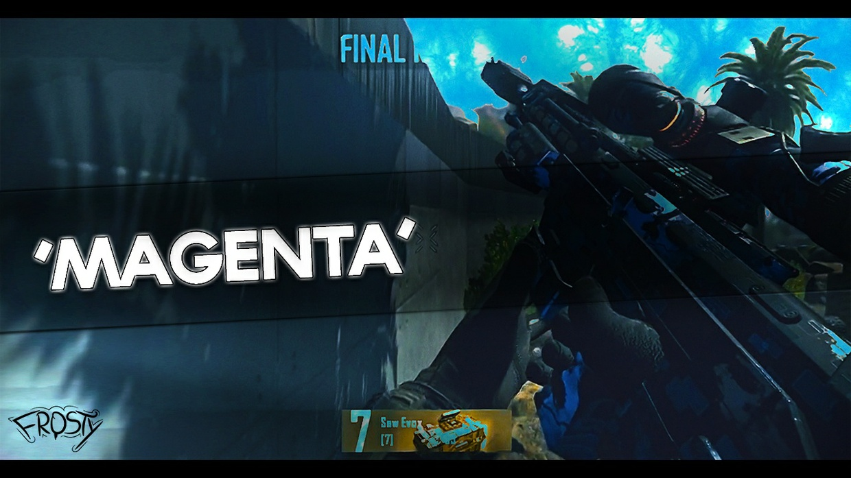 'Magenta' Project File