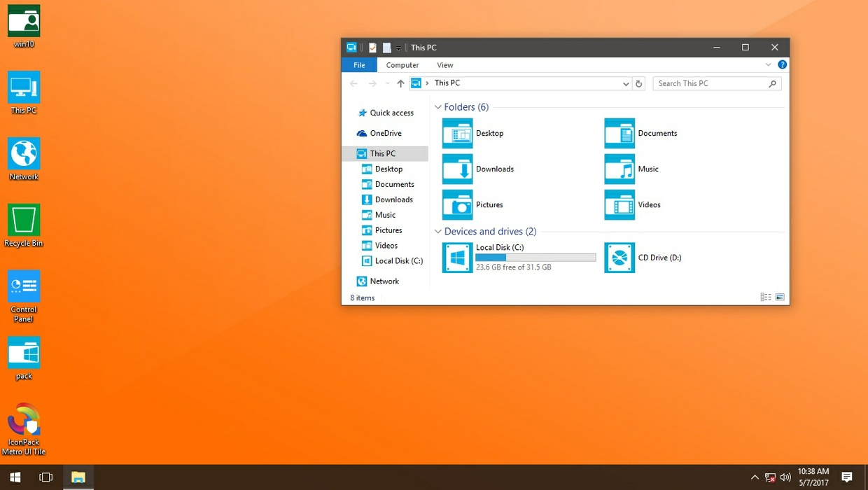Metro UI Tile IconPack