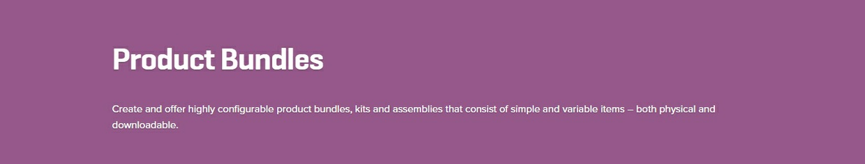 WooCommerce Product Bundles 4.14.7 Extension