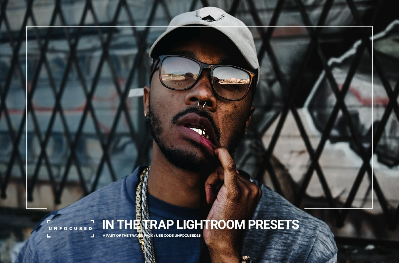 TRAVEL PACK - Lightroom presets