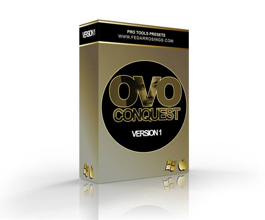 OVO Conquest (Pro Tools Template)