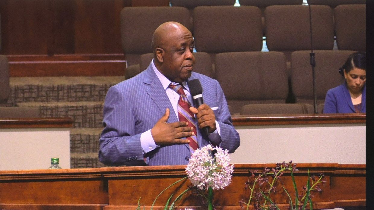 """Pastor sam Emory 01-03-18pm """" Spend and be Spent """" MP3"""