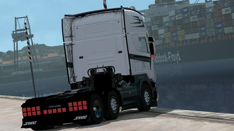 Scania V.1 + Chereau Trailer