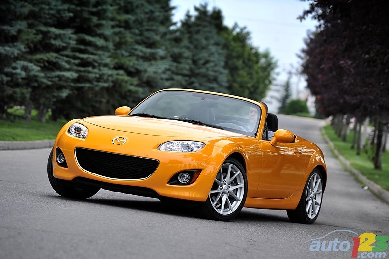 2008-2009 Mazda Miata MX-5 Grand Touring, OEM Workshop Service and Repair Manuals (PDF)