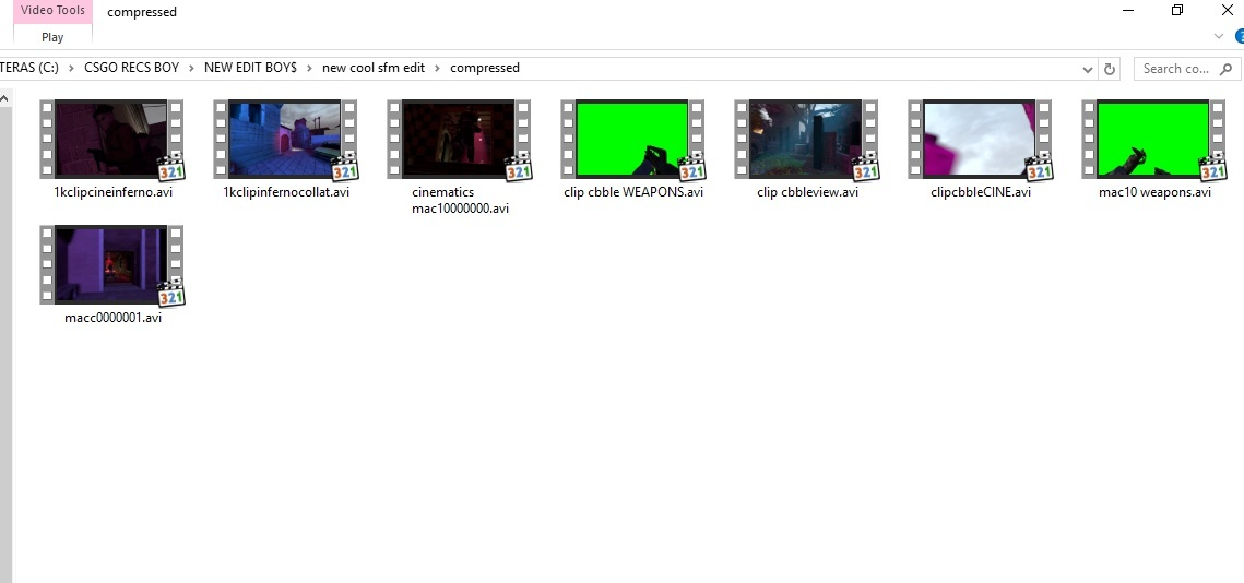"""""""GHOST"""" Full Pack Including : CLIPS, Extra CLIPS, Project File, SFM Projects (scene + maps)"""