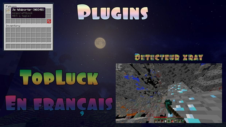 TopLuck (Dectecter XRay) [Plugins]