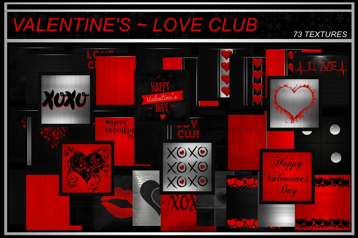 VALENTINES SELECTION PACK 1