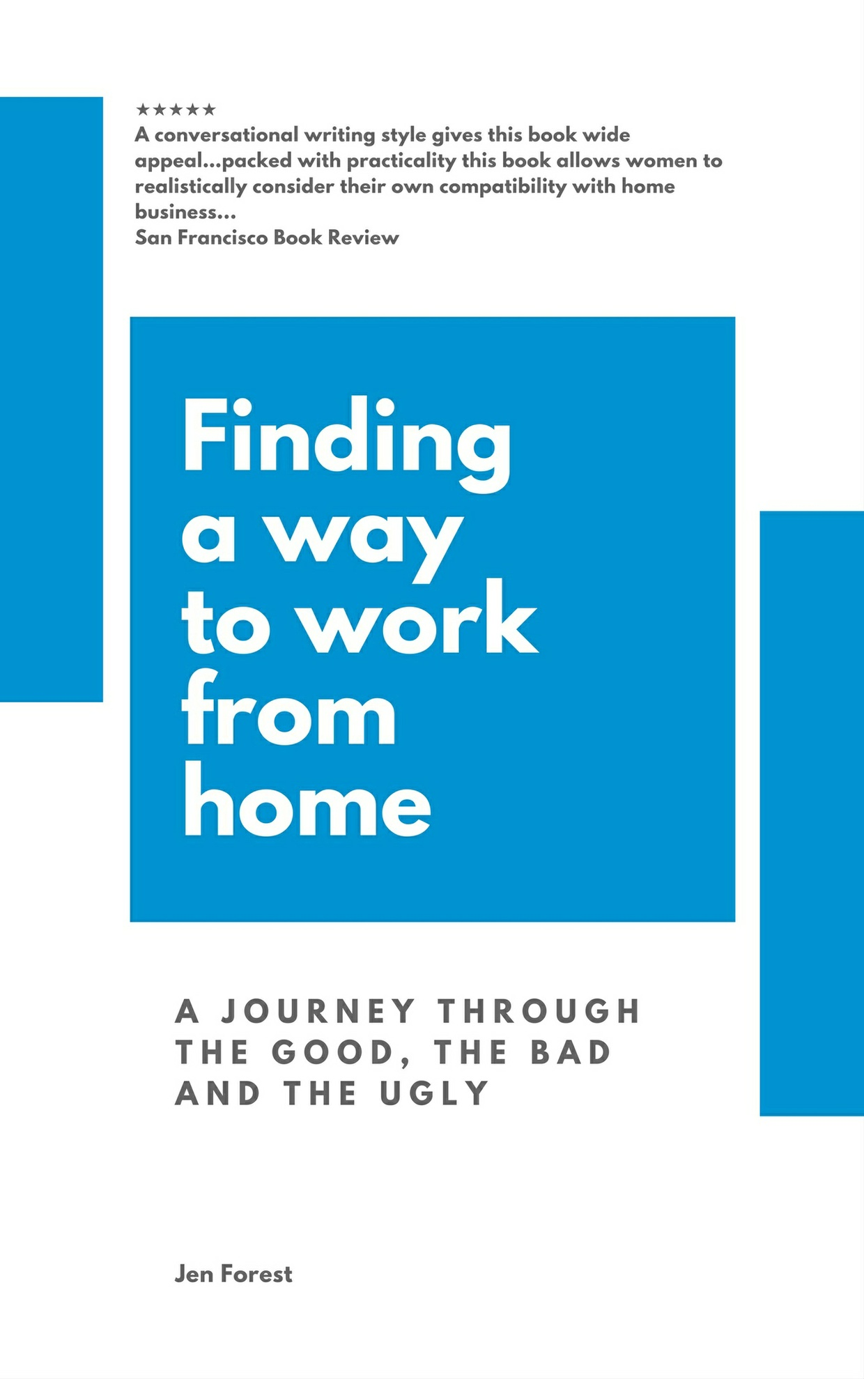 Finding a way to work from home - a journey through the good, the bad and the ugly