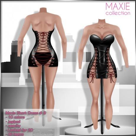 2014 Maxie Short Dress # 8