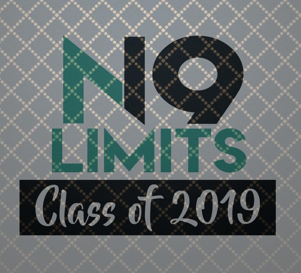 Class of 2019 No Limits SVG File