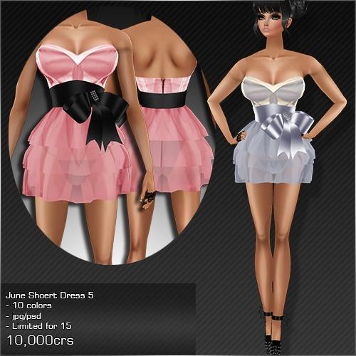 2013 Jun Short Dress # 5