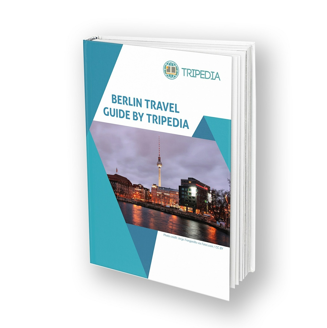 Berlin travel guide by Tripedia