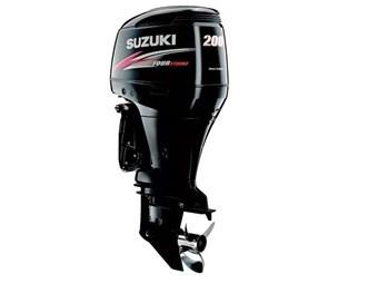 Suzuki DF200, DF225, DF250 Four Stroke Outboard Motors Service Repair Manual