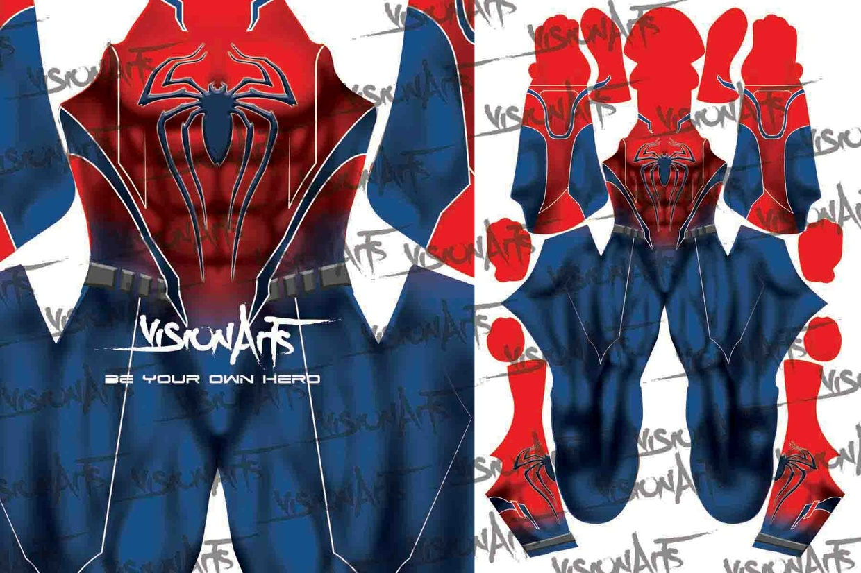 Spidey (Concept Art Inspired)