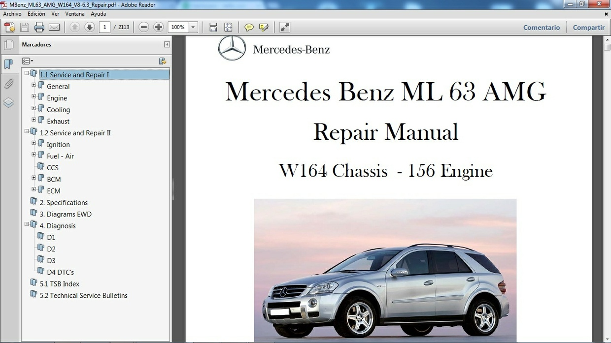 Mercedes Benz Owners Manual