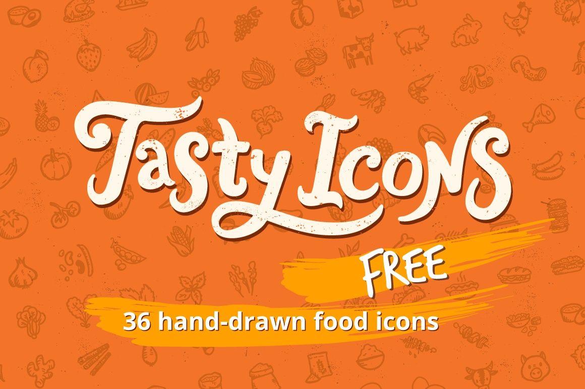 Tasty Icons Free