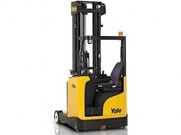 Yale (C849) MR14, MR14H, MR16, MR16H, MR20, MR20H, MR25, MR16N, MR20W Forklift Parts Manual