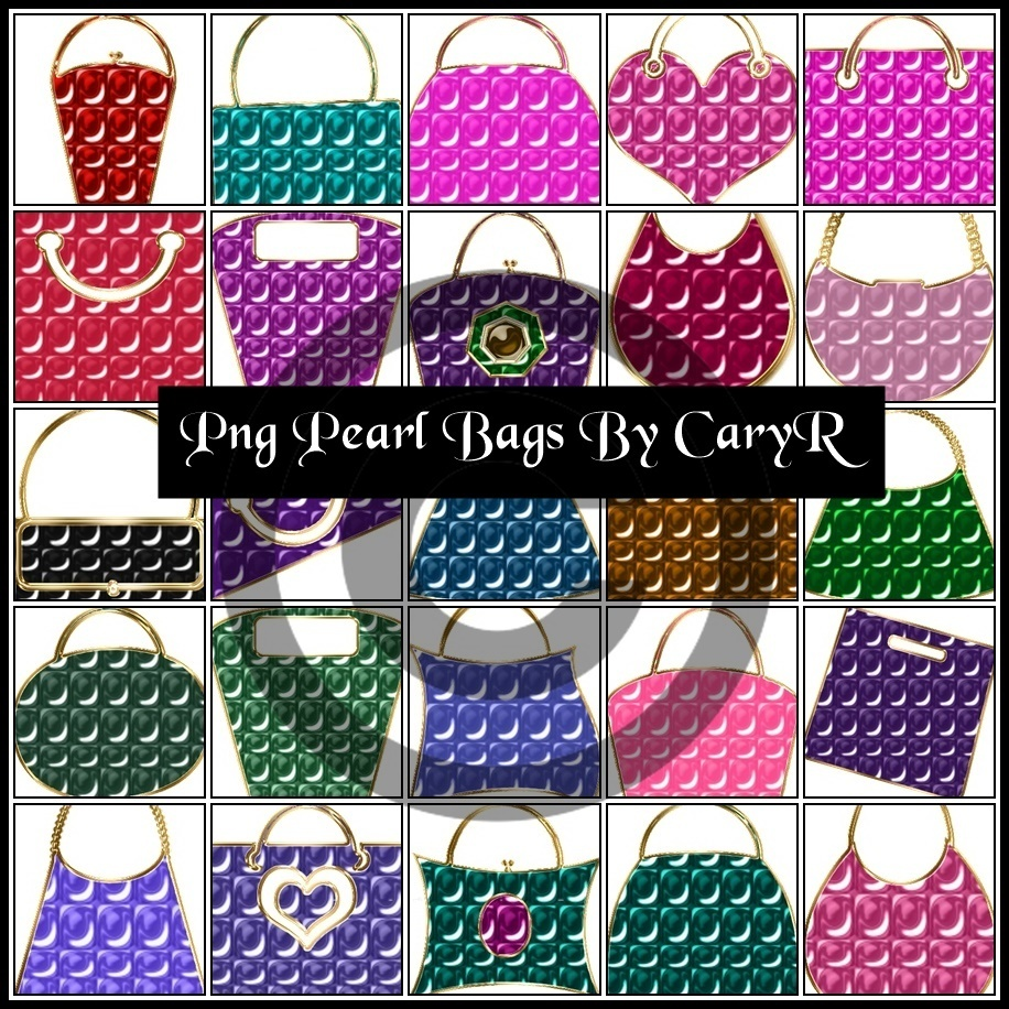 New Png  Pear Bags  By caryR