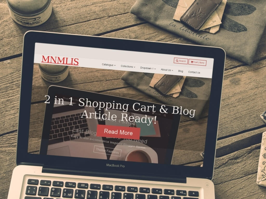 BlogrCart MNMLIS (Complimentary v2.0) Blogger Store Template No Attribution & License/Permissions