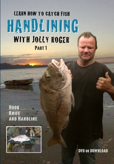 Handlining With Jolly Roger - Part1