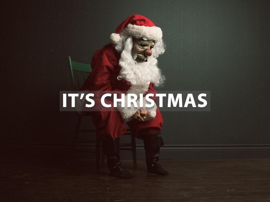 """It's Christmas"" - Lightroom Preset"
