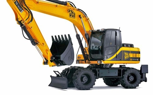 JCB JS200W TIER III Wheeled Excavator Service Repair Manual Download