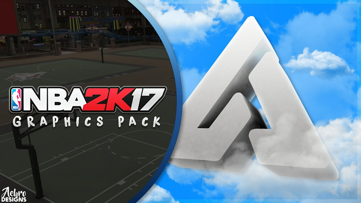 2K17 Graphics Pack (Created By Aehro Designs)