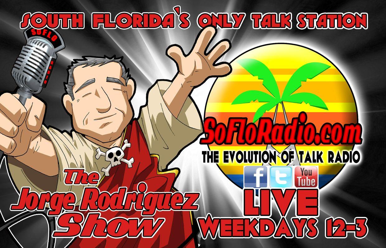 The Jorge Rodriguez Show 6-26-15