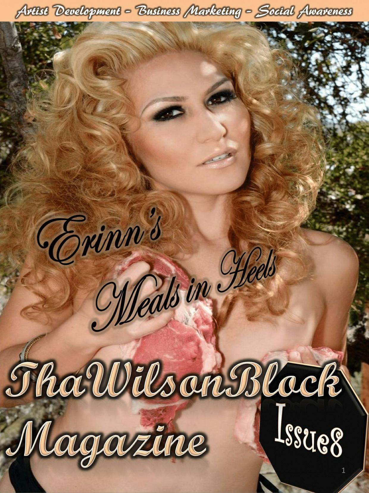 ThaWilsonBlock Magazine Issue8
