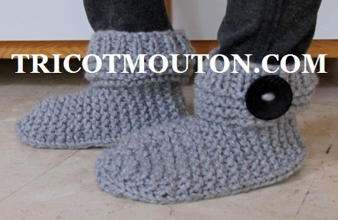 BF-11  Chaussons Chubby