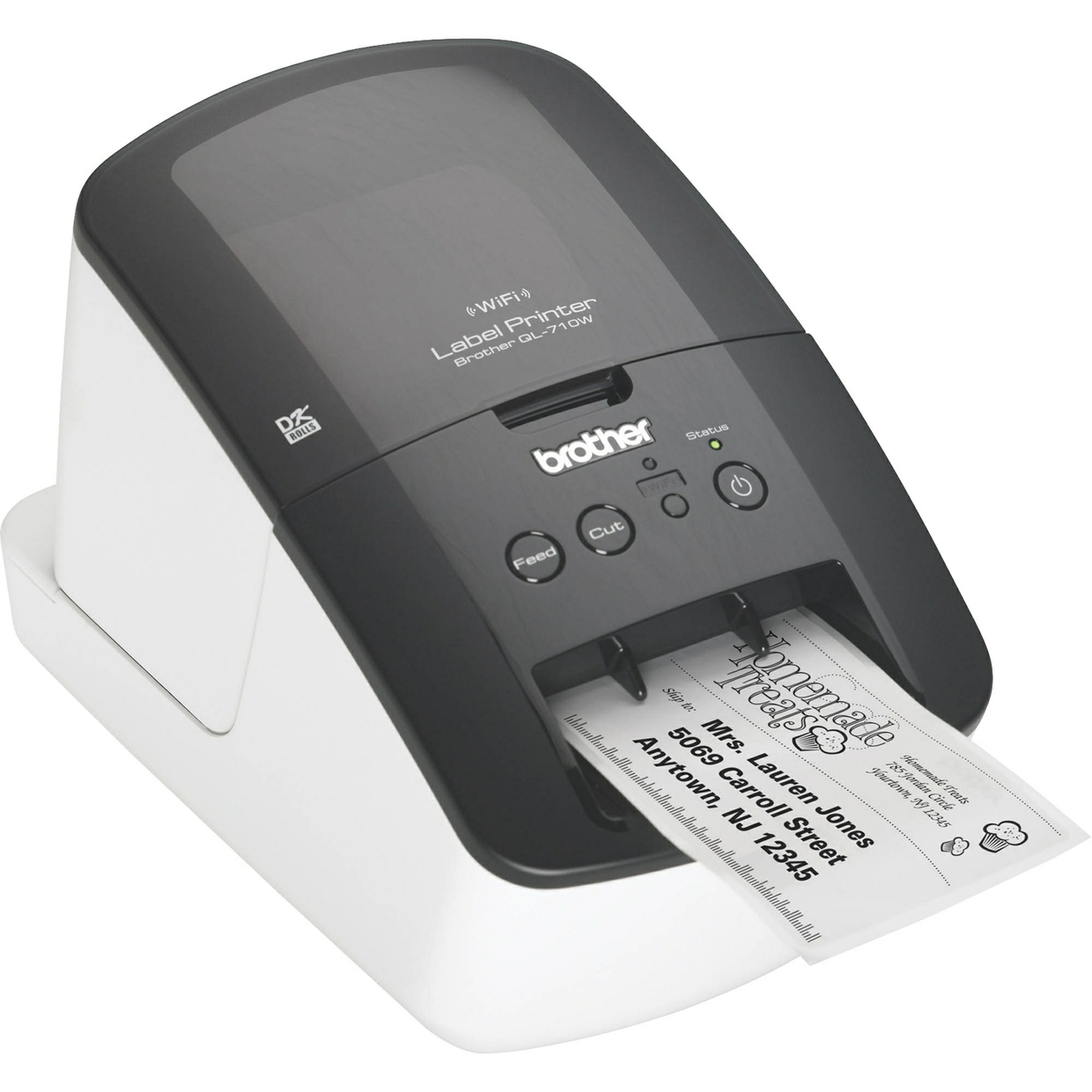 Brother P-touch QL-710W, QL-720NW Label Printer Service Repair Manual