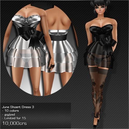 2013 Jun Short Dress # 3