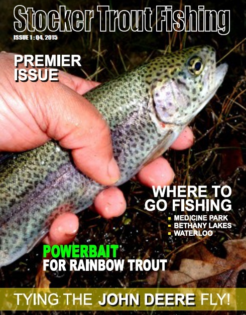 Stocker Trout Fishing - Premier Issue (Q1:2016)