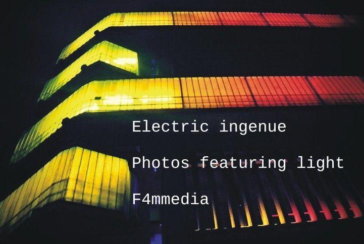 electric ingenue