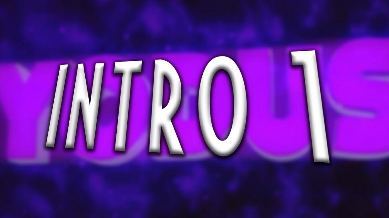 Intro [New Style]